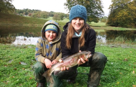 Nith Young Anglers Club, October 18th 2017.