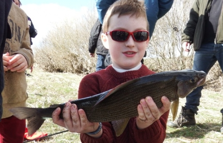 Nith Young Anglers Club March 24th, 2018.