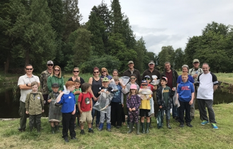 Angling Taster Day, July 10th 2018.