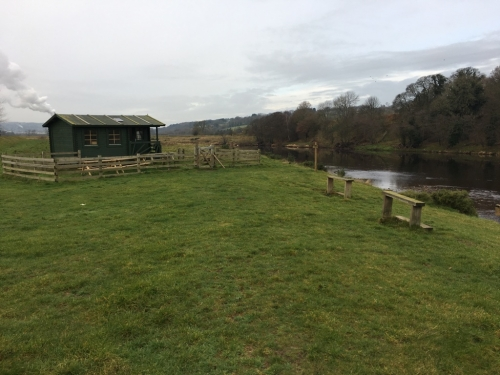 Dilston river Tyne
